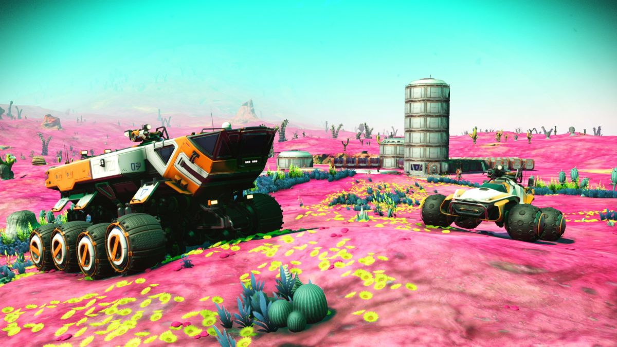 No Man's Sky's Path Finder update has turned me into a destructive asshole