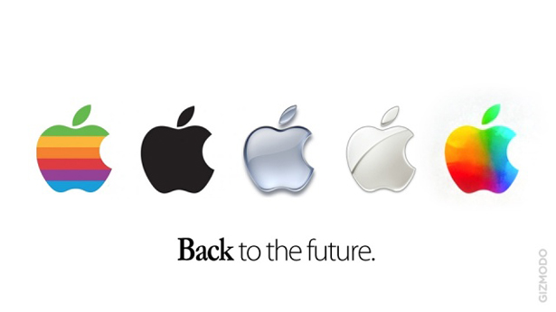 Resultado de imagen para back to the future apple