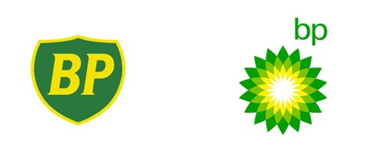 BP rebrand