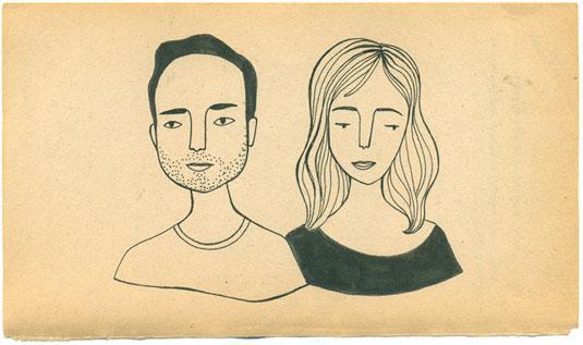 Ink drawings – Jordan Grace Owens