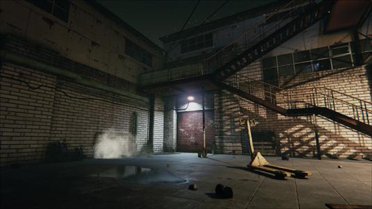 game environment 5 lighting