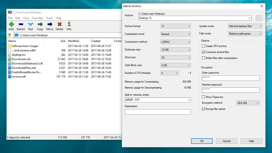 7 Zip Review And Where To Download Techradar