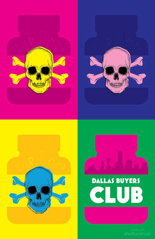 Dallas Buyers Club by Adriana Marin