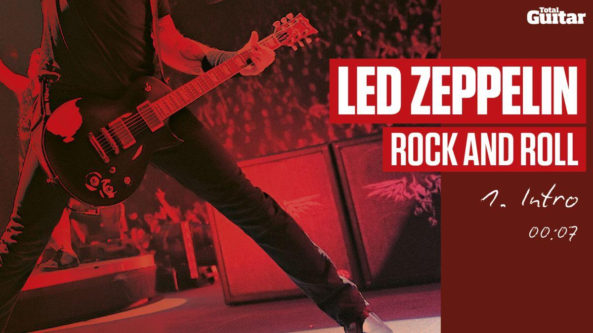 Led Zeppelin  U0026 39 Rock And Roll U0026 39  Lesson  Tg215