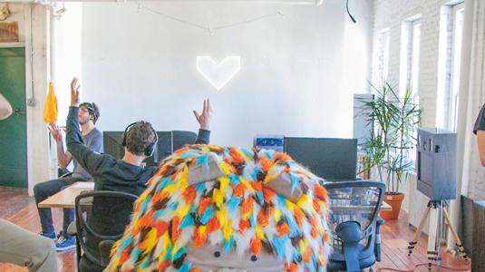 Brooklyn design studio Red Paper Heart
