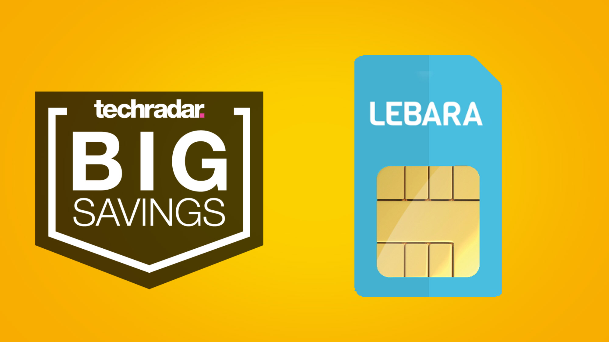 Lebara is currently offering up one of the best cheap SIM only deals on the market