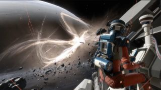 A space odyssey like you ve never experienced before