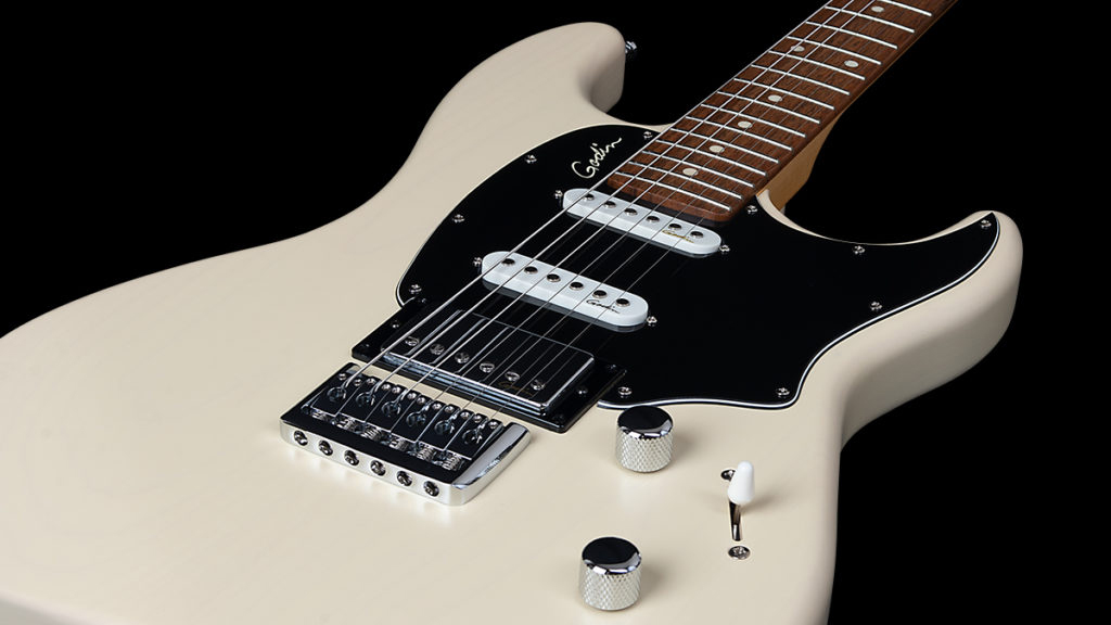 Godin launches the Session HT solidbody electric guitar