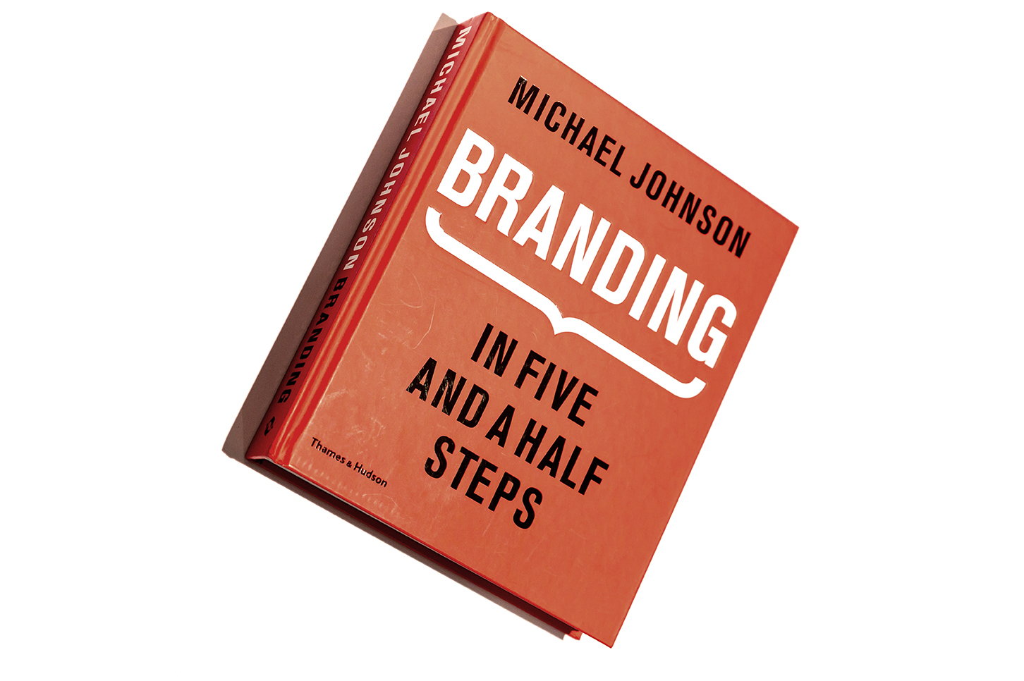 branding books: Branding: In Five and a Half Steps