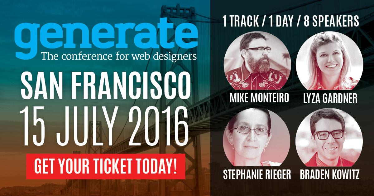 Generate San Francisco