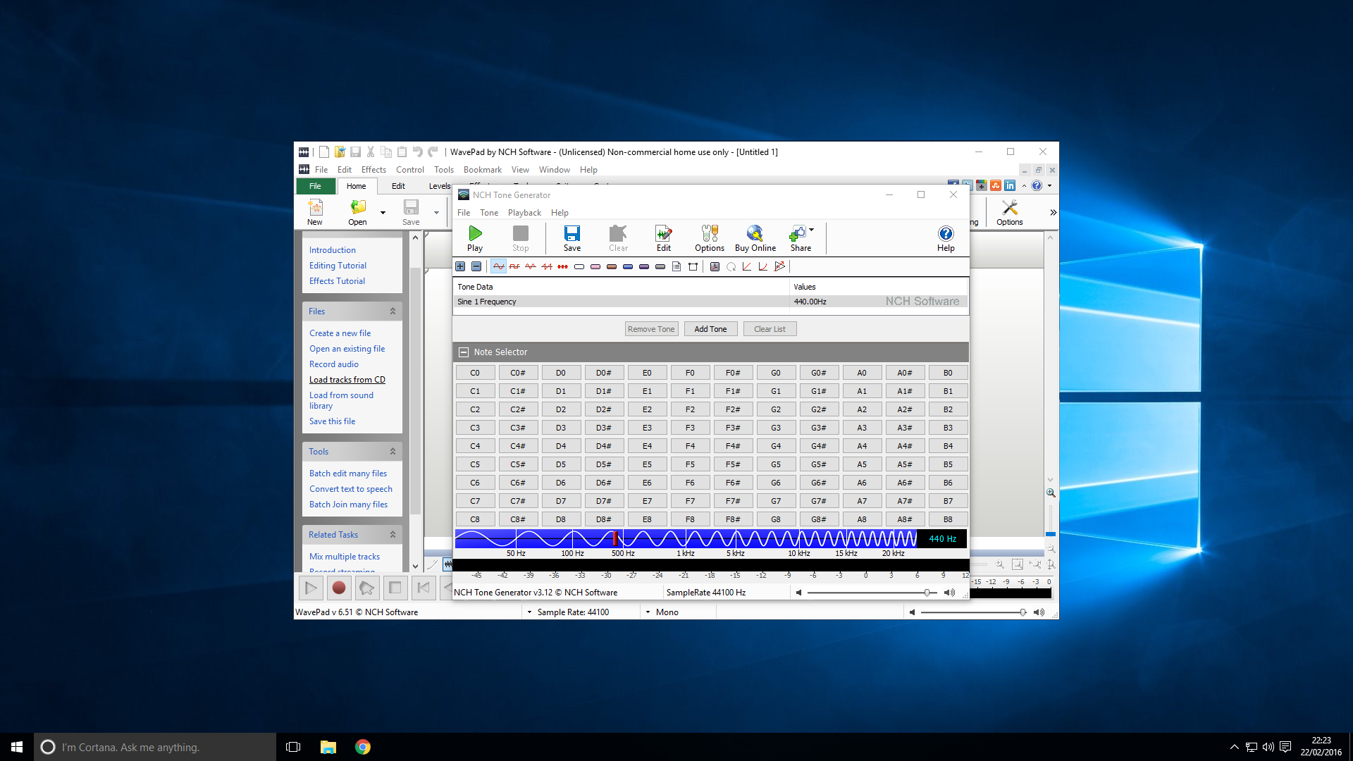 Download Wavepad Audio Editor Free