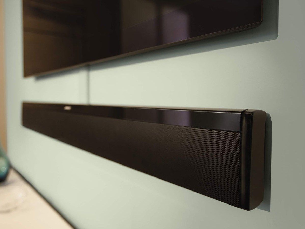 bose launches soundbar home cinema solution techradar. Black Bedroom Furniture Sets. Home Design Ideas