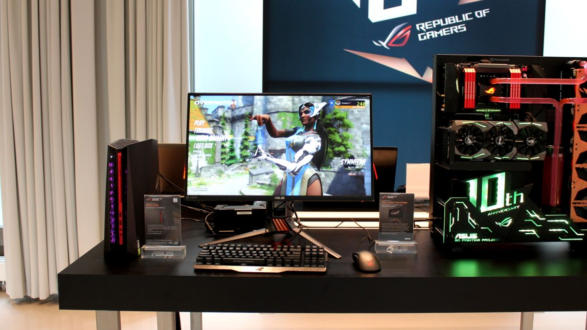 Asus Rog Swift Pg258q Hands On Review Techradar