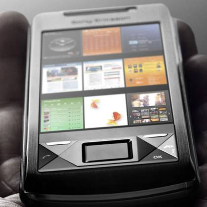 Sony Ericsson's X1 Xperia Smartphone Gets SDK And Final UK ...