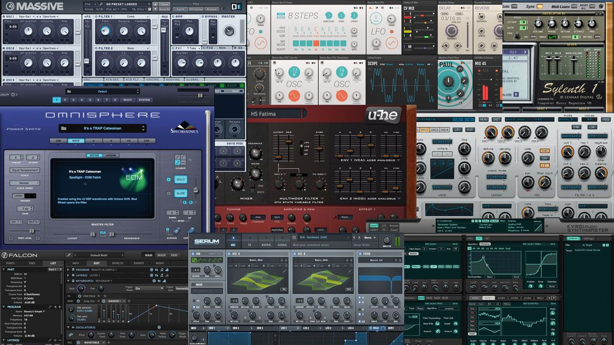 the 50 best vst au plugin synths in the world musicradar. Black Bedroom Furniture Sets. Home Design Ideas