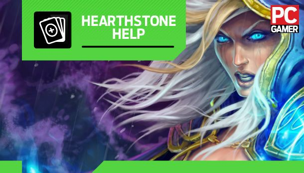 Hearthstone Help: How to build your own deck: Page 2 - PC Gamer