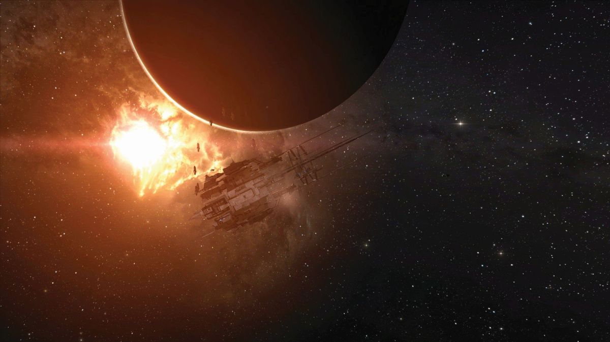 EVE players given mission to search for real-life exoplanets