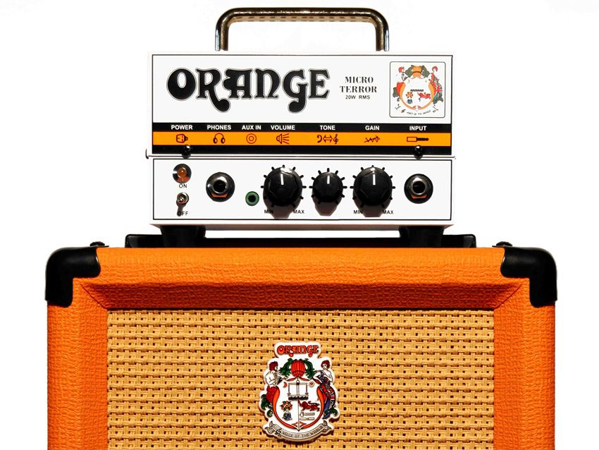 Namm 2012 Orange Amplification Launches Micro Terror And