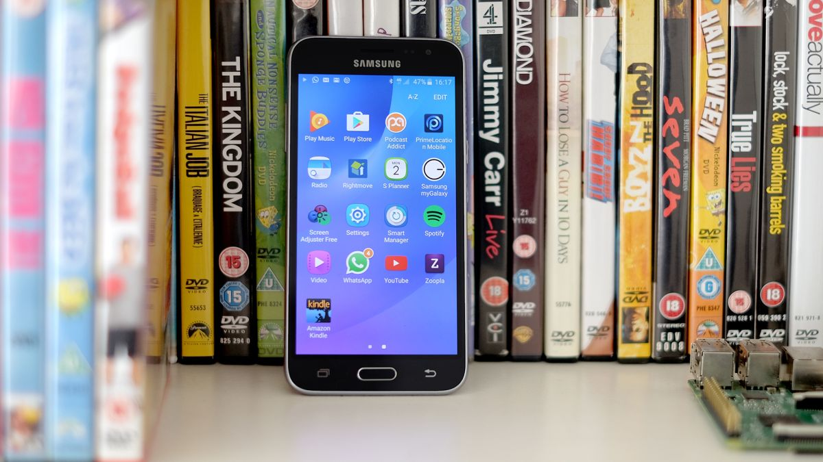 Who Makes The Best Car Battery >> Samsung Galaxy J3 review | TechRadar