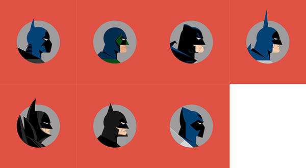 Every batman ever
