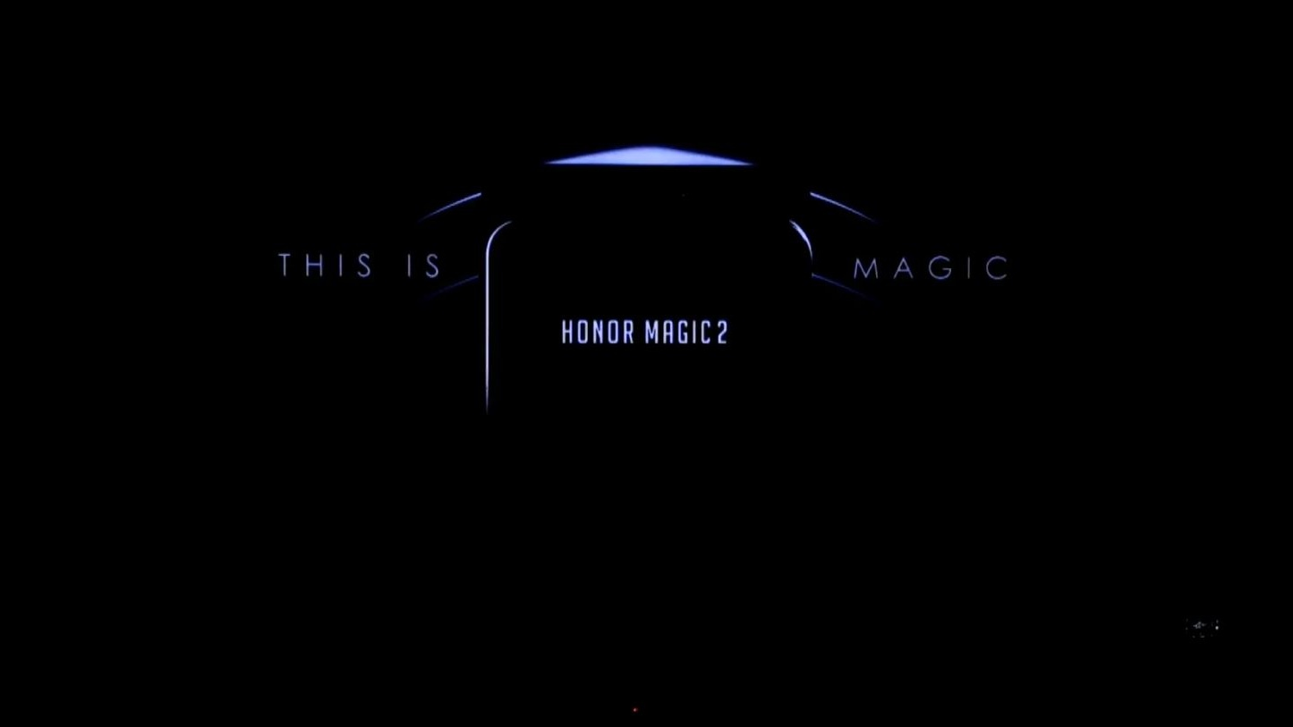 Honor Magic 2 teased - no notch, a pop-up camera and voice assistant 'YoYo'