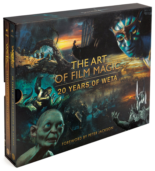 Weta reveal secrets to 20 years of success