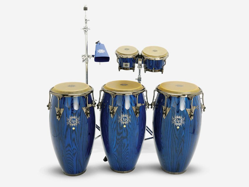 lp 45th anniversary congas bongos and mambo cowbell review musicradar. Black Bedroom Furniture Sets. Home Design Ideas