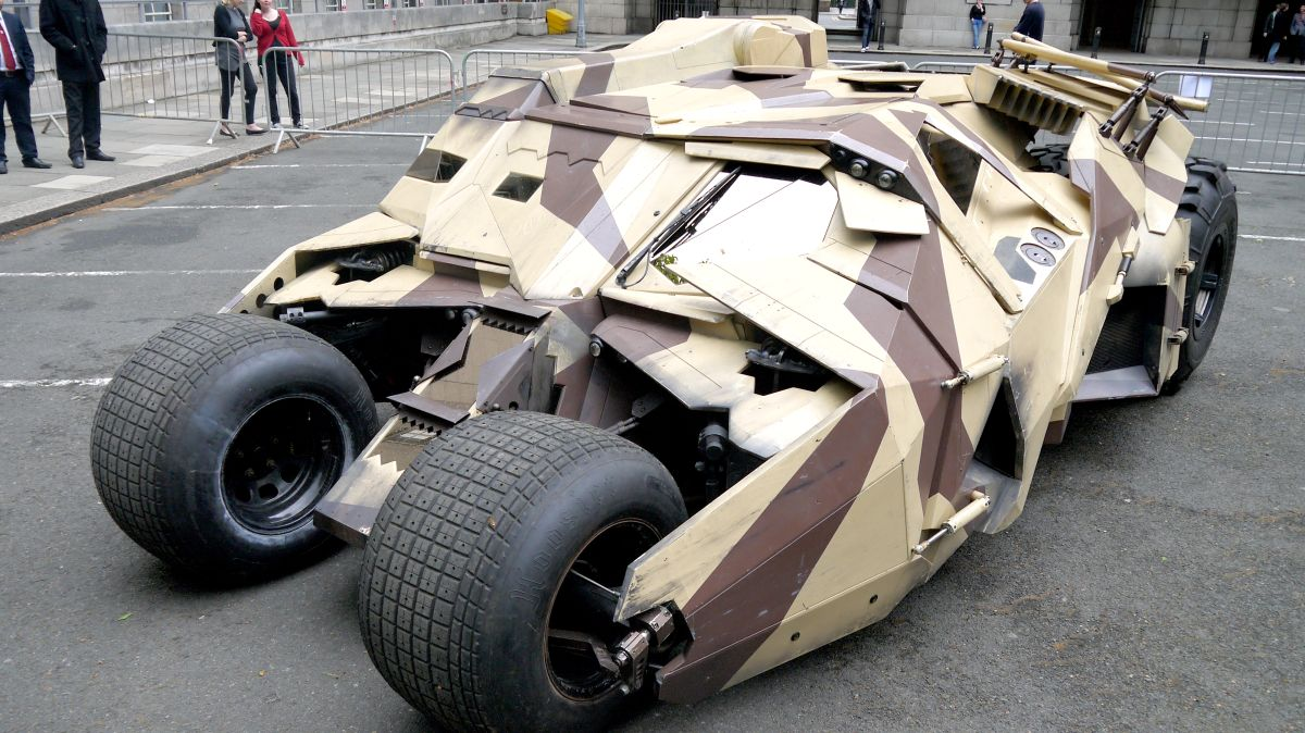 The technology of the Tumbler