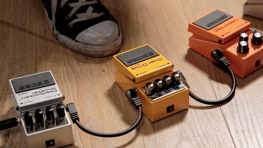 musicradar basics overdrive distortion boost and fuzz guitar pedals explained musicradar. Black Bedroom Furniture Sets. Home Design Ideas