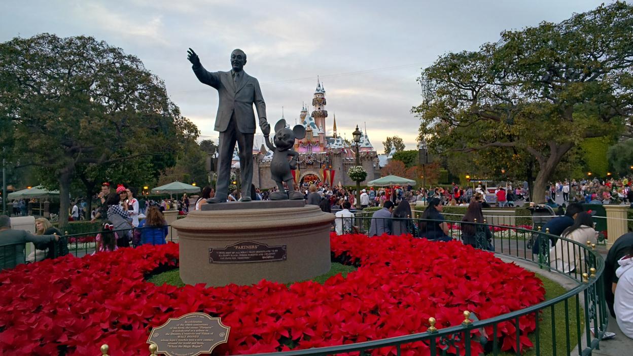 Google Glass Disneyland