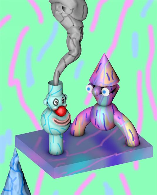 Jack Sachs 3D