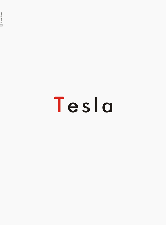 Tesla science poster