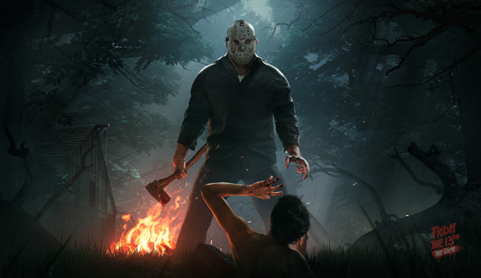 Jason in hockey ask friday the 13th game