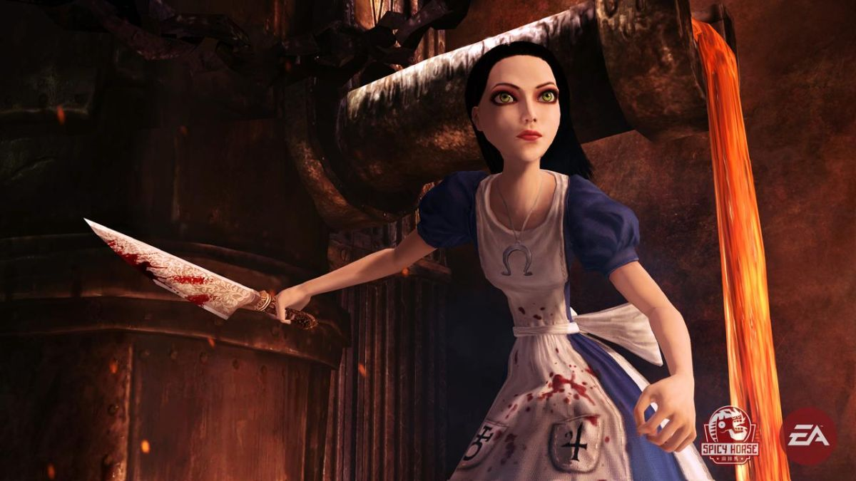 Alice madness returns nudepatch xxx clip