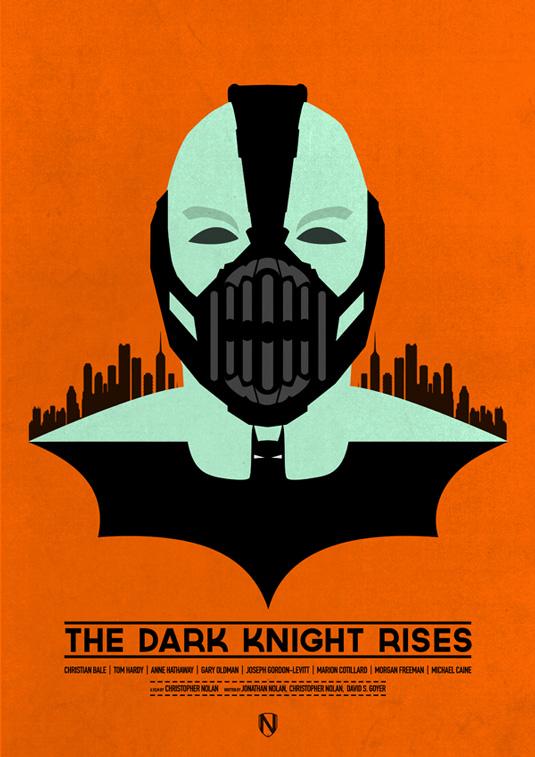 Matt Needle Batman poster