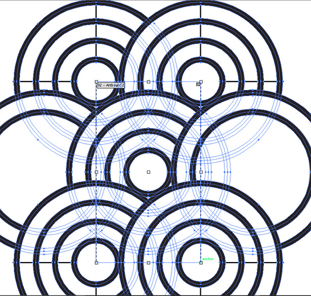 Creating Line Designs : Create a repeating pattern in illustrator creative bloq