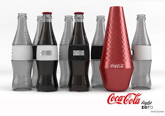 cola bottle concept