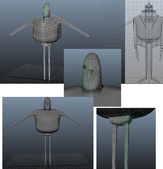 3D short animation