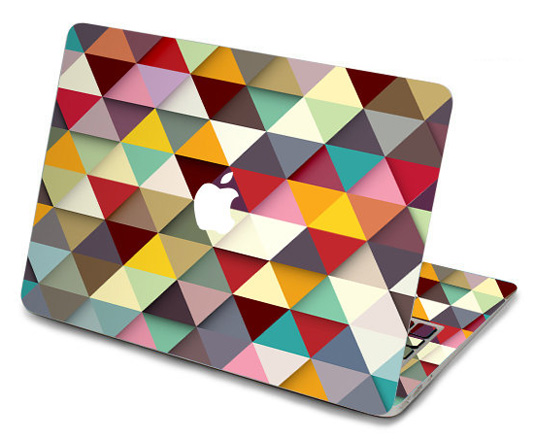 Mac decals - Geometric