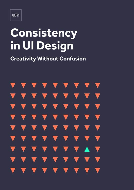 Creative Consistency in UI Design cover