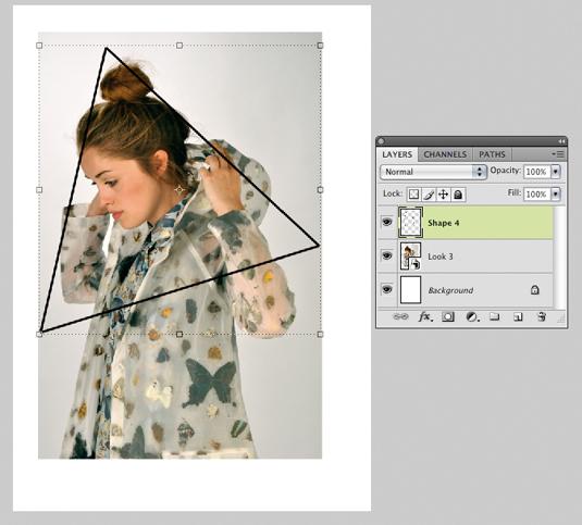 Kaleidoscopic collage 4