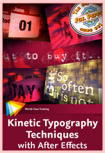 Kinetic Typography with After Effects by Angie Taylor