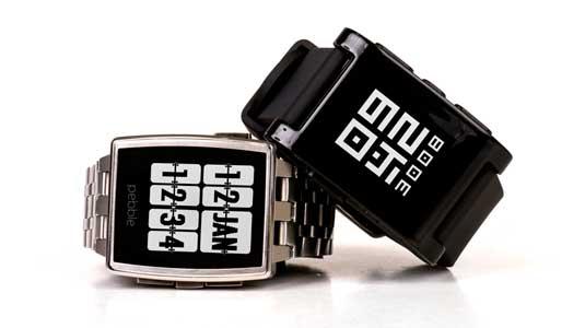 Designer gadgets Pebble