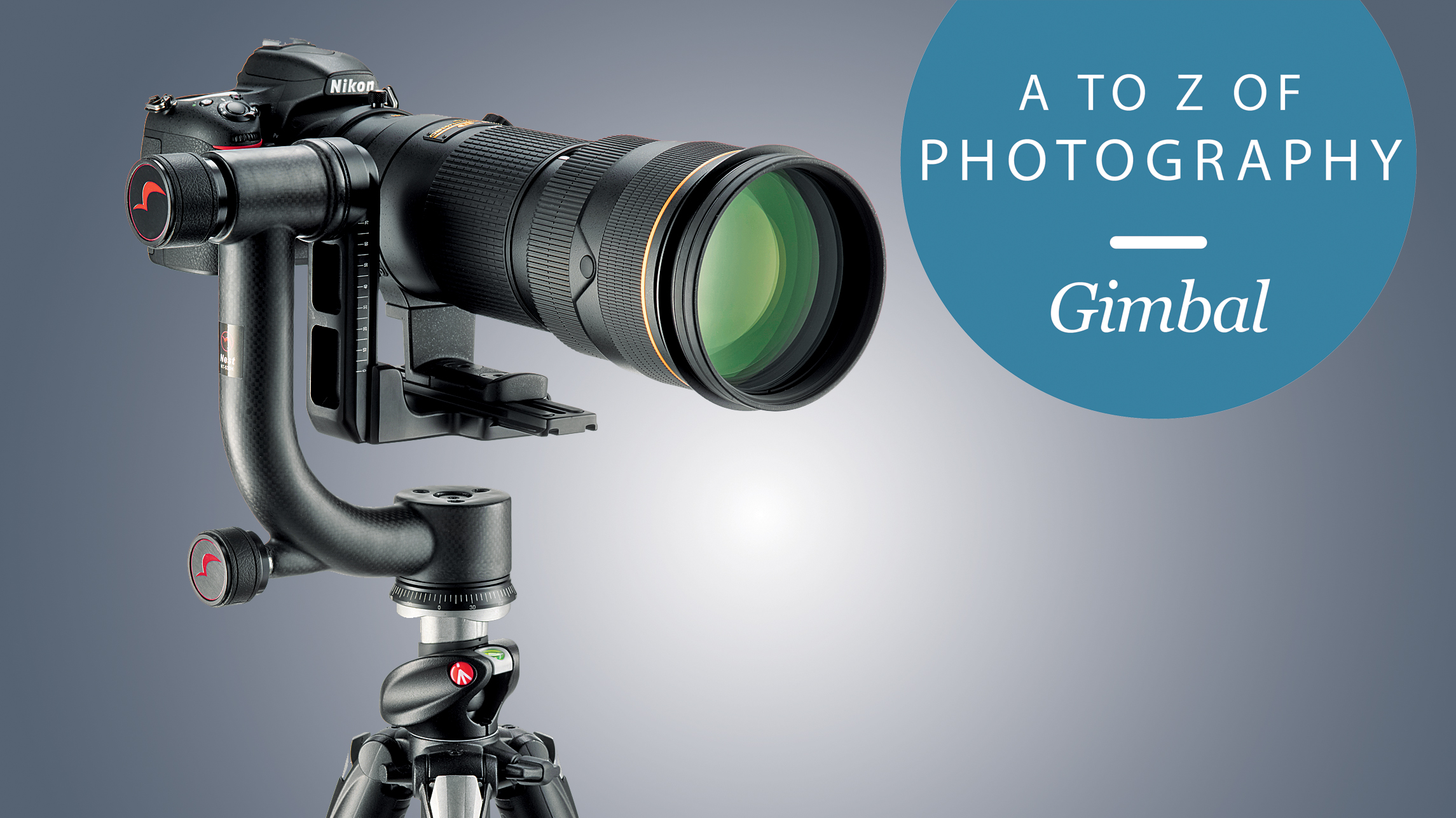 The A to Z of Photography: Gimbal