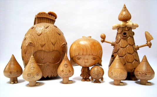 TADO: wood carving