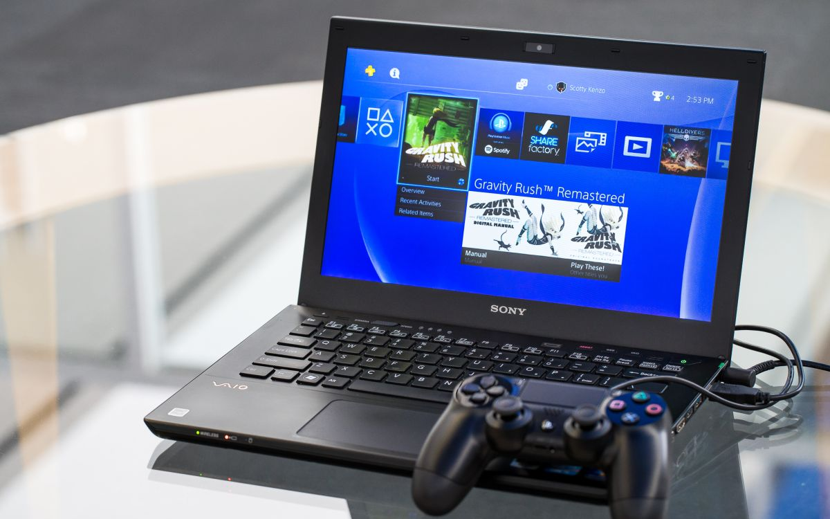 PlayStation Console, Games, Accessories - PS Now on PC