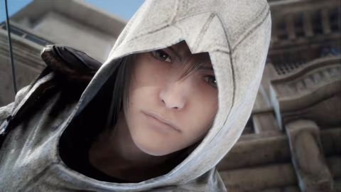 Final Fantasy XV Gets Crossover DLC With Assassin's Creed