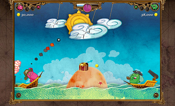 Best HTML5 games: Lux Ahoy