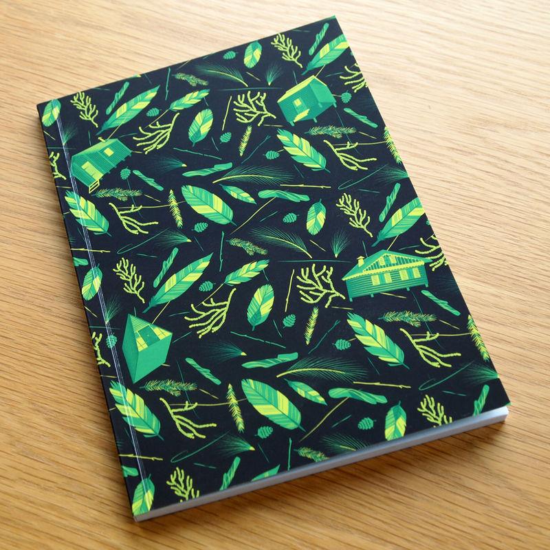 Huddle formation notebooks