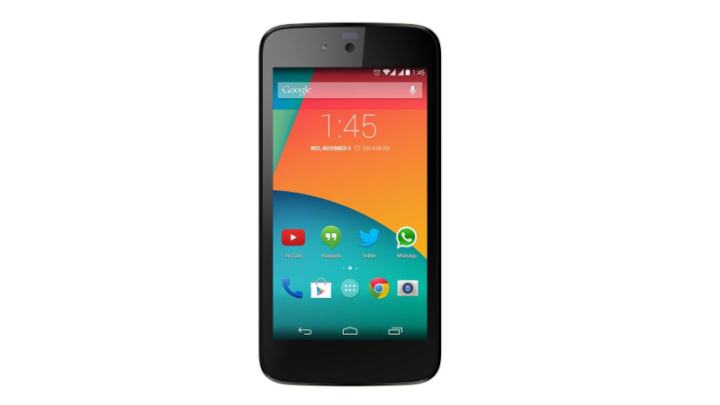 Karbonn's Sparkle V becomes first Android One smartphone ...